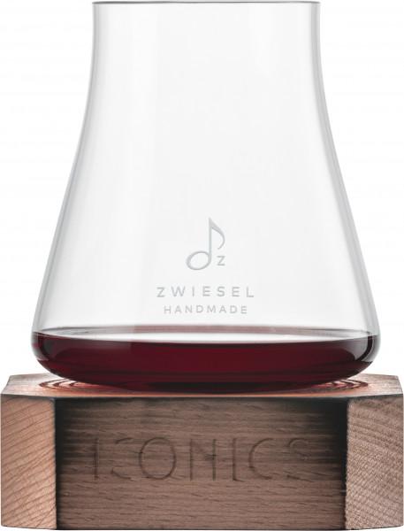 Zwiesel Glas - Becher mit Holzsockel Iconics - 122231 - Gr79 - fstb-2