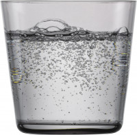 Water glass graphite Together