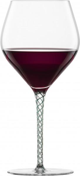 Zwiesel Glas - Burgunder Rotweinglas tannengrün Spirit - 121635 - Gr140 - fstb