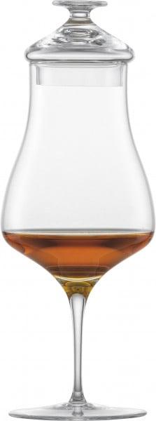 Zwiesel Glas - Whisky Nosing Glas mit Deckel Alloro - 122090 - Gr177 - fstb