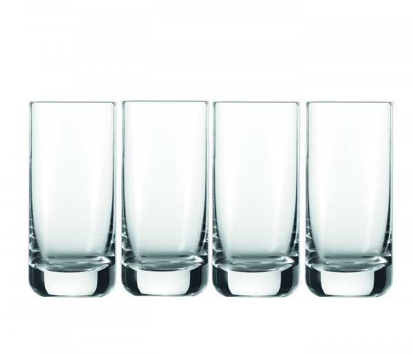 Schott Zwiesel - 4er Set Allround Becher Convention - 121306 - Gr42 - fstu