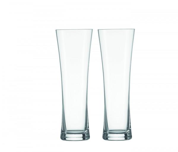Schott Zwiesel - Set of 2 small Wheat beer glass 0,3l Beer Basic - 120012 - Gr0,3 - fstu