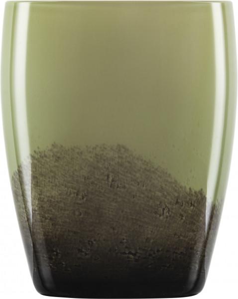 ZwieselGlas Han - Vase mittel olive Shadow - 121581 - Gr200 - fstu