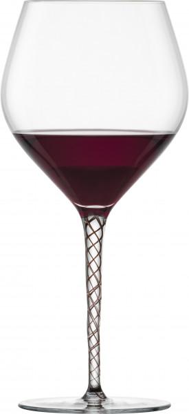 Zwiesel Glas - Burgunder Rotweinglas aubergine Spirit - 121637 - Gr140 - fstb