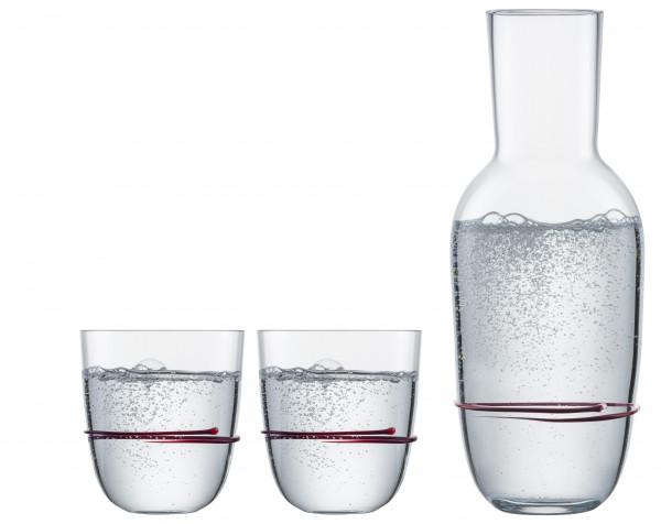 Zwiesel Glas - Aura Set Aubergine - 121691 - fstb