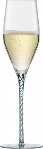 Zwiesel Glas - Sektglas tannengrün Spirit - 121619 - Gr7 - fstb