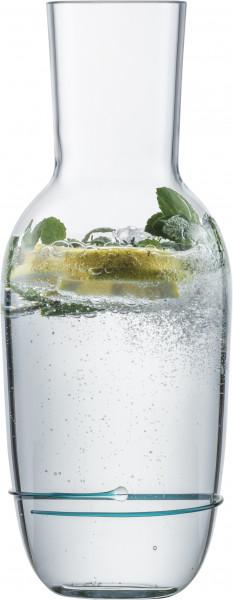 Zwiesel Glas - Karaffe smaragdgrün Aura - 121685 - Gr750 - fstb