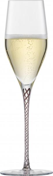 Zwiesel Glas - Champagne glass aubergine Spirit - 121620 - Gr7 - fstb