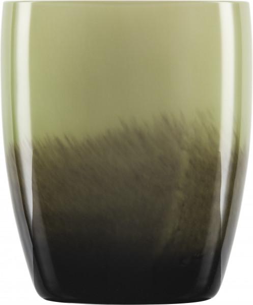 Zwiesel Glas - Vase klein olive Shadow - 121580 - Gr140 - fstu