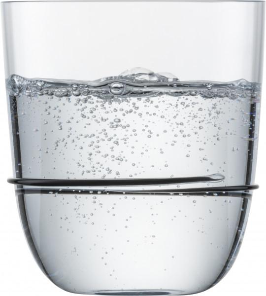 Zwiesel Glas - Becher schwarz Aura - 121688 - Gr42 - fstb