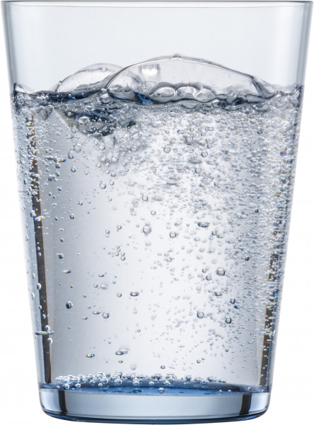 Zwiesel Glas - Wasserglas Rauchblau Together - 122345 - Gr79 - fstb