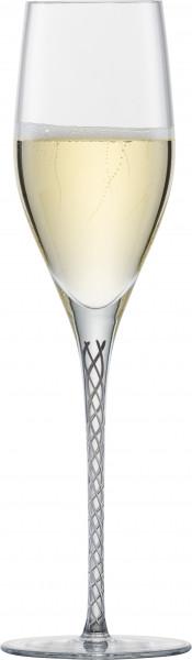Zwiesel Glas - Sektglas grafit Spirit - 121622 - Gr7 - fstb