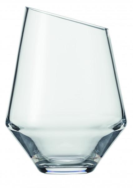 Zwiesel 1872 - Vase / Windlicht kristallklar Diamonds - 119363 - Gr220 - fstu