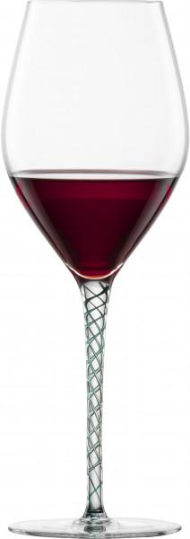 Zwiesel Glas - Bordeaux Rotweinglas tannengrün Spirit - 121625 - Gr130 - fstb